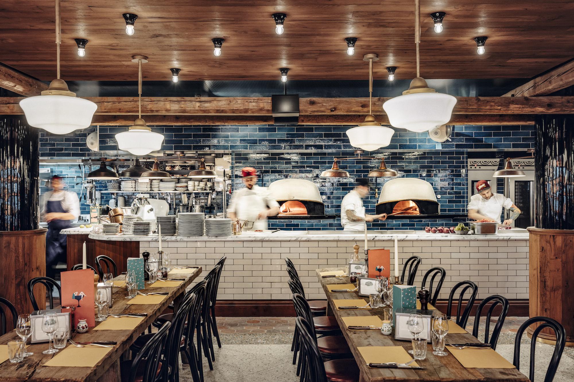 Fresh Restaurant Cafe Ideas