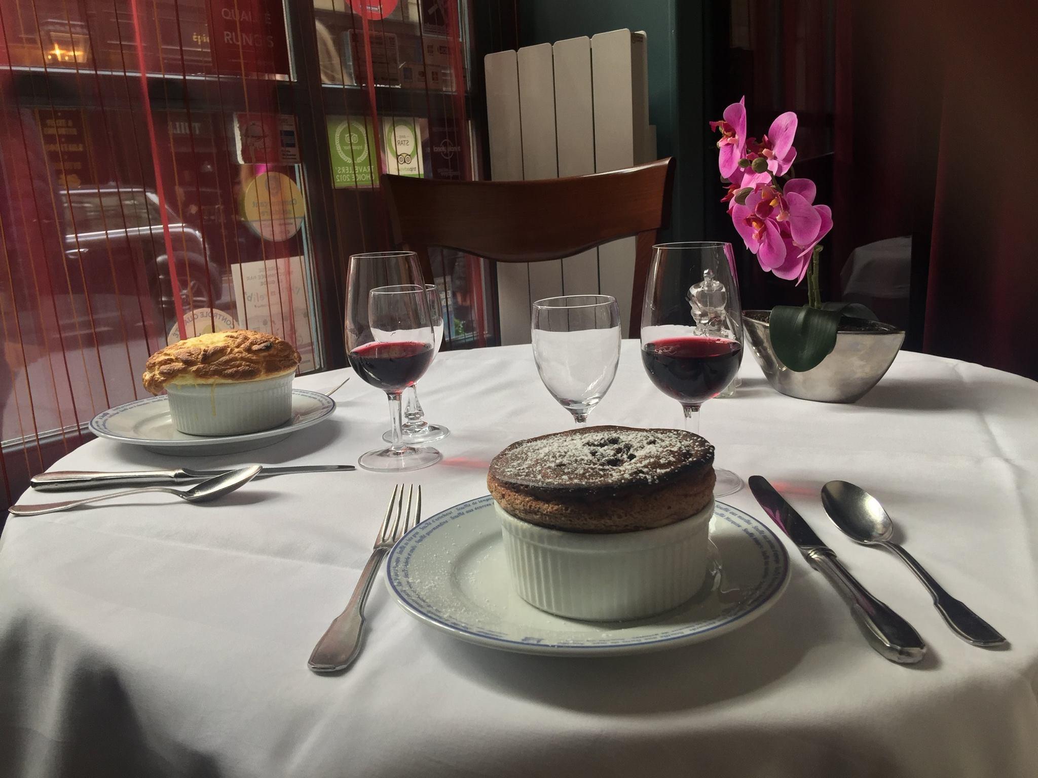 HiP Paris Blog rounds up the best souffle in Paris