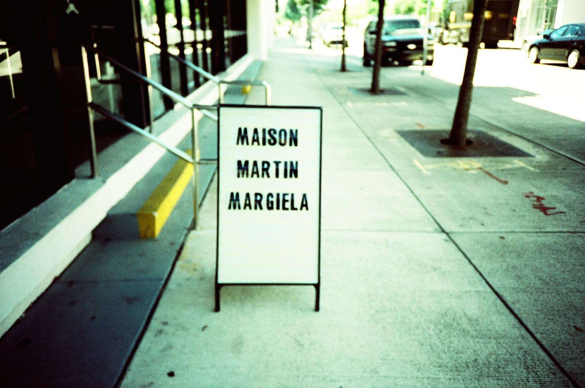 Things to do in Paris in March like exhibitions at fashion brand Maison Martin Margiela's space.