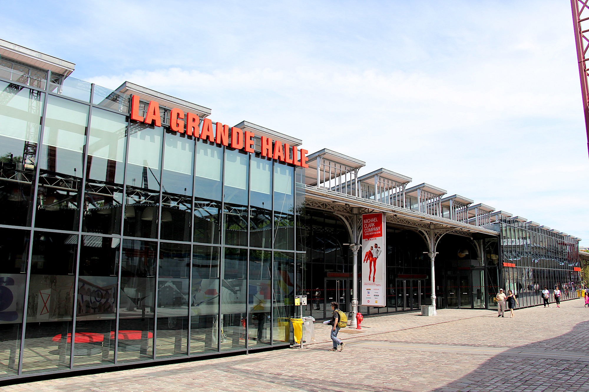 Concerts and exhibitions in Paris in May often take place at La Villette Grande Halle in the north-east of the city.
