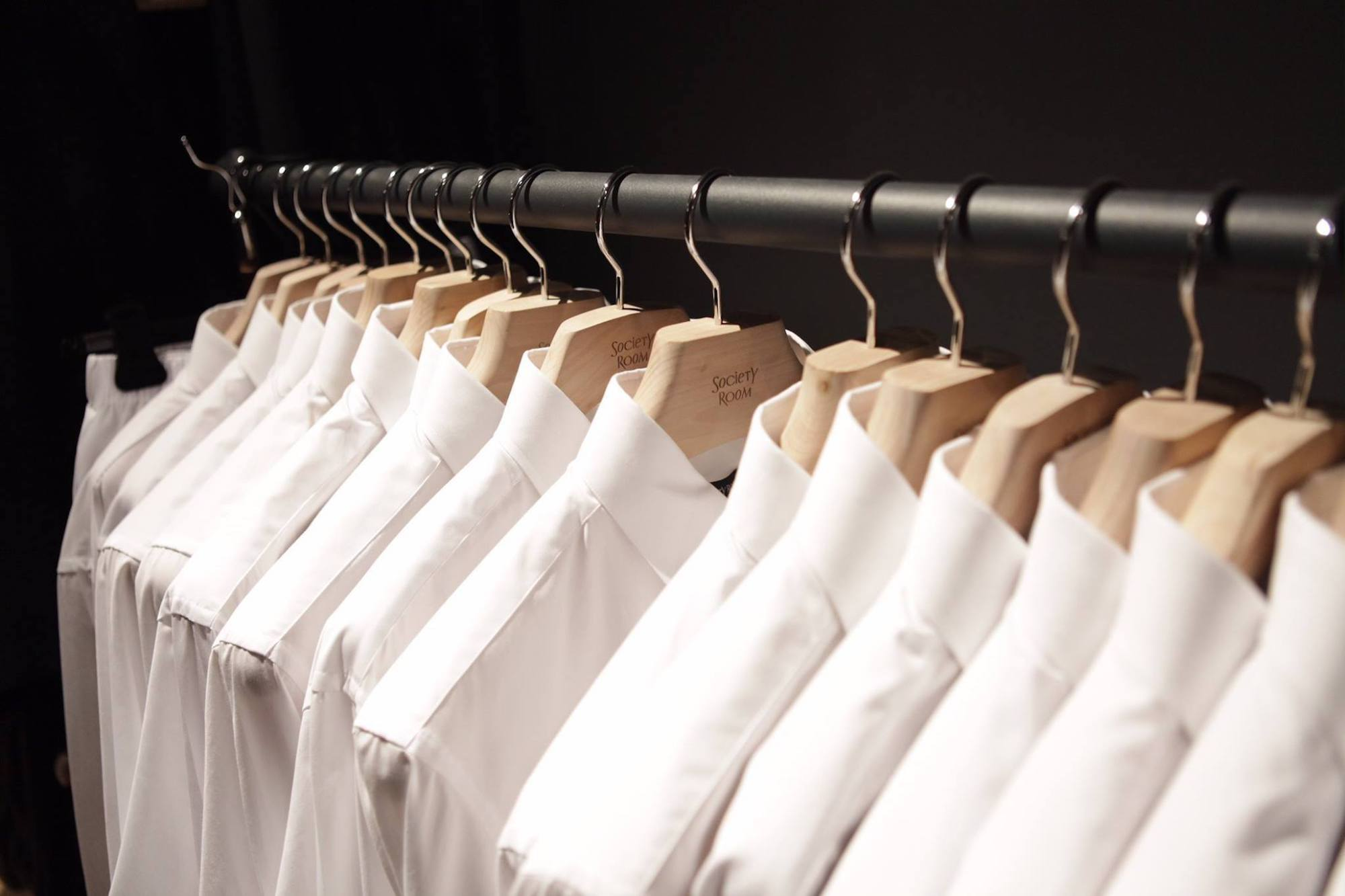 Where to buy the perfect white shirt in Paris? At secret luxury Paris concept store the Society Room.
