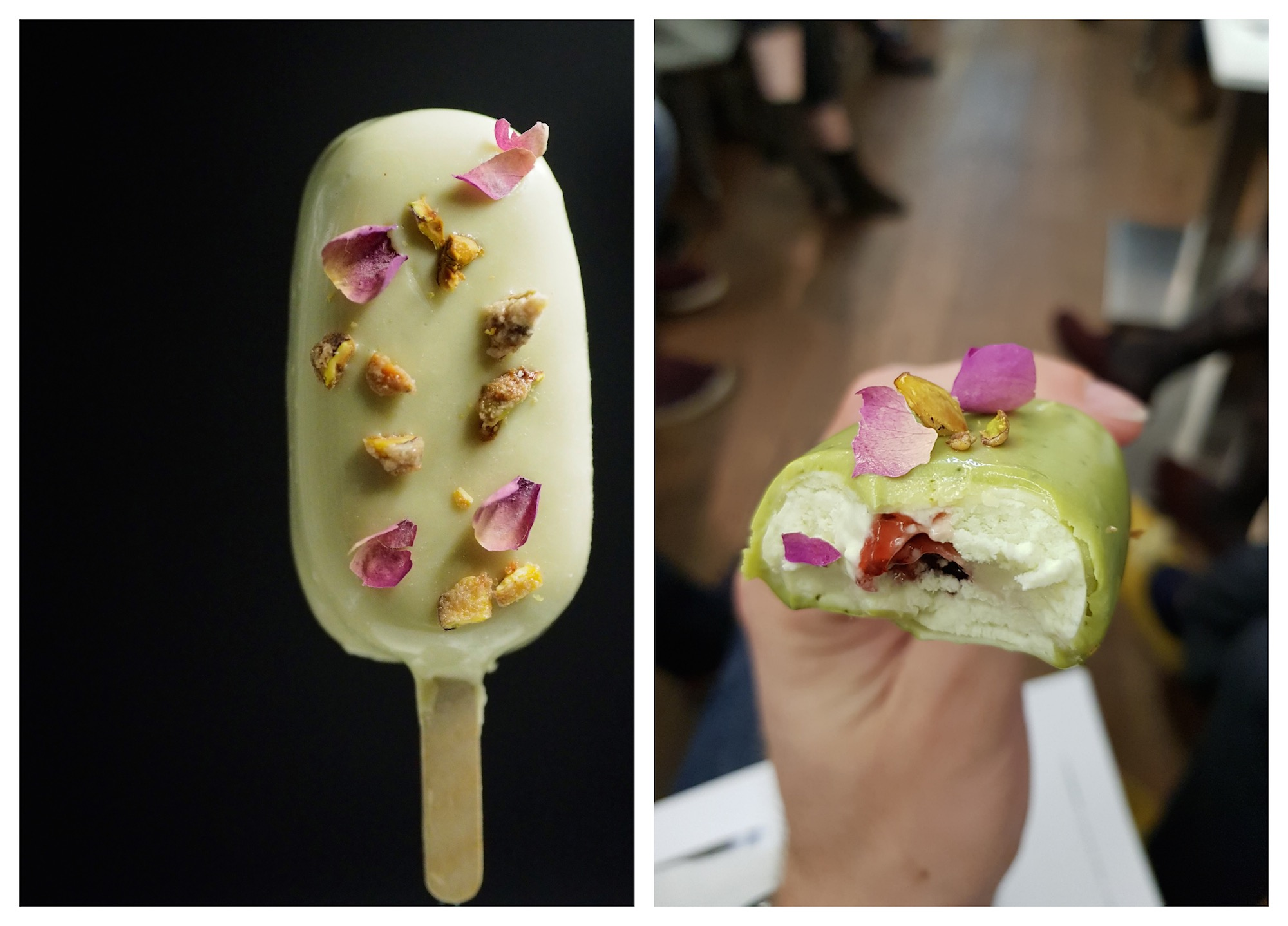 For the best homemade ice cream in Paris with creative flavors go to Une Glace à Paris.